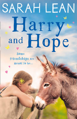 Cover for Harry and Hope by Sarah Lean