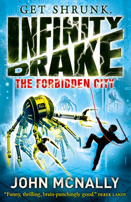 Cover for The Forbidden City by John McNally