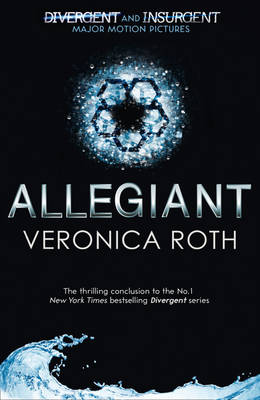 Cover for Allegiant (Adult Edition) by Veronica Roth
