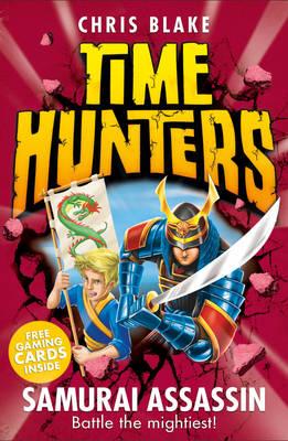Cover for Samurai Assassin by Chris Blake