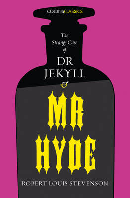 Cover for The Strange Case of Dr Jekyll and Mr Hyde by Robert Louis Stevenson
