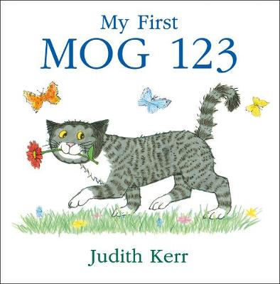 Cover for My First MOG 123 by Judith Kerr