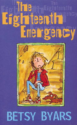 Cover for The Eighteenth Emergency by Betsy Byars