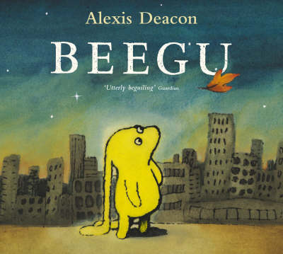 Cover for Beegu by Alexis Deacon