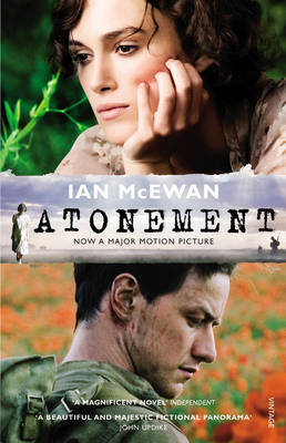 Cover for Atonement by Ian McEwan
