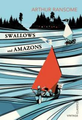 Cover for Swallows and Amazons by Arthur Ransome