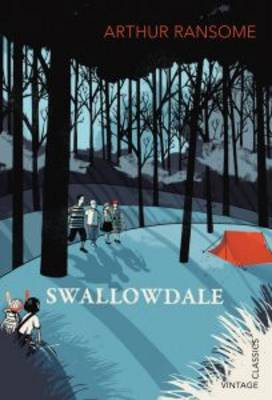 Cover for Swallowdale by Arthur Ransome