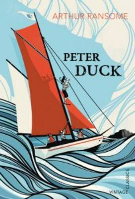 Cover for Peter Duck by Arthur Ransome