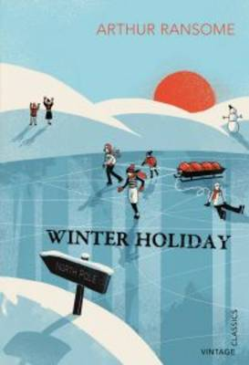 Cover for Winter Holiday by Arthur Ransome