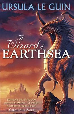 Cover for The Wizard Of Earthsea by Ursula K Le Guin