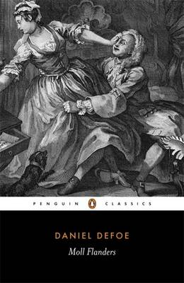 Cover for The Fortunes and Misfortunes of the Famous Moll Flanders by Daniel Defoe