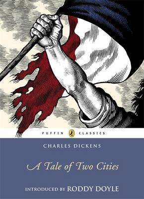 Cover for A Tale of Two Cities by Charles Dickens