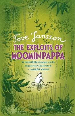 Cover for The Exploits of Moominpappa by Tove Jansson