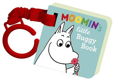 Cover for Moomin's Little Buggy Book by Tove Jansson