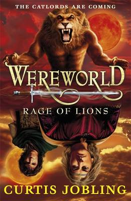 Cover for Wereworld : Rage of Lions by Curtis Jobling
