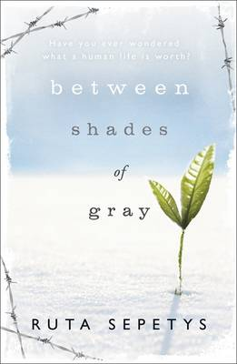 Cover for Between Shades of Gray by Ruta Sepetys