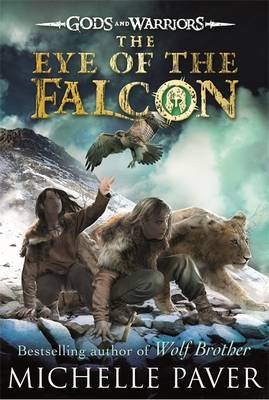 Cover for The Eye of the Falcon by Michelle Paver