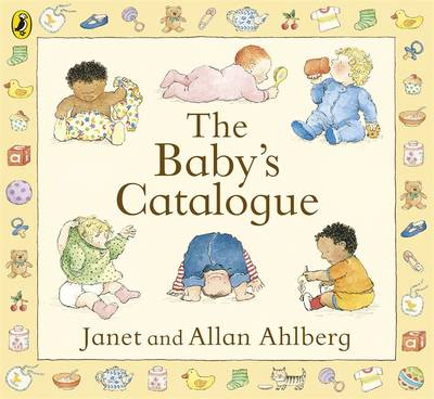 Cover for The Baby's Catalogue by Janet Ahlberg, Allan Ahlberg