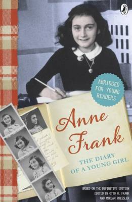 Cover for The Diary of Anne Frank by Anne Frank