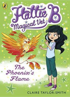 Cover for The Phoenix's Flame by Claire Taylor-Smith