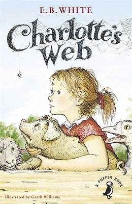 Cover for Charlotte's Web by E B White