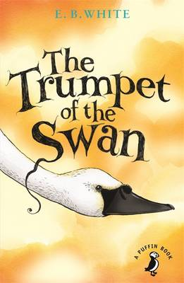 Cover for The Trumpet of the Swan by E. B. White