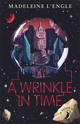Cover for A Wrinkle in Time by Madeleine L'Engle