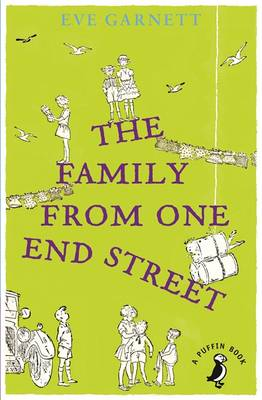 Cover for The Family from One End Street by Eve Garnett