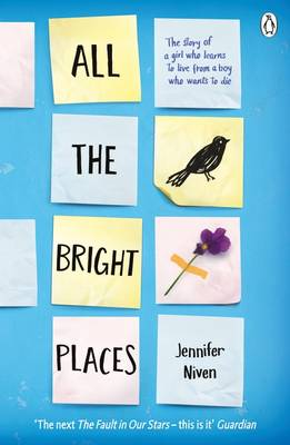 Cover for All the Bright Places by Jennifer Niven