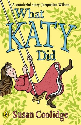 Cover for What Katy Did by Susan Coolidge