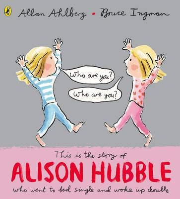 Cover for Alison Hubble by Allan Ahlberg