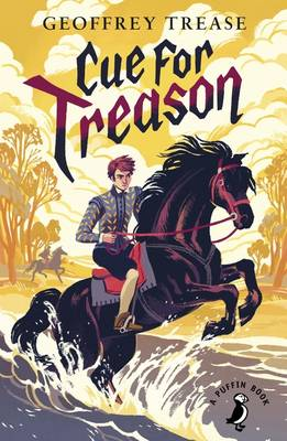 Cover for Cue for Treason by Geoffrey Trease