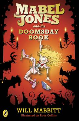 Cover for Mabel Jones and the Doomsday Book by Will Mabbitt