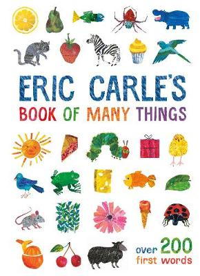 Cover for Eric Carle's Book of Many Things by Eric Carle