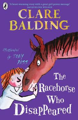 Cover for The Racehorse Who Disappeared by Clare Balding