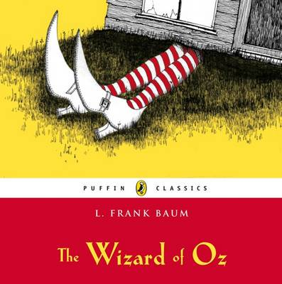 Cover for The Wizard Of Oz (Audio CD) by L  Frank Baum