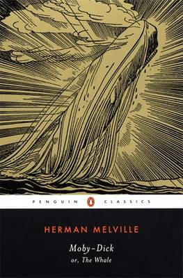 Cover for Moby Dick: Or, The Whale by Herman Melville