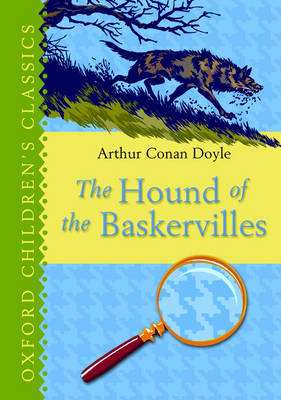 Cover for Hound of the Baskervilles by Sir Arthur Conan Doyle