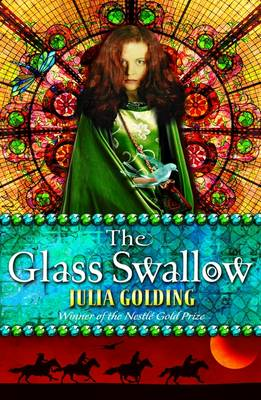 Cover for The Glass Swallow by Julia Golding