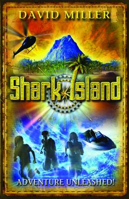 Cover for Shark Island by David Miller