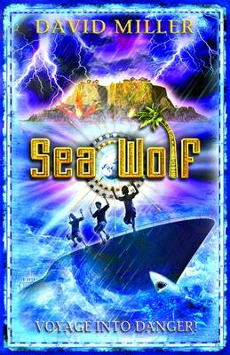 Cover for Sea Wolf by David Miller
