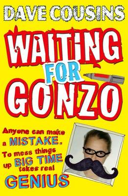 Cover for Waiting for Gonzo by Dave Cousins