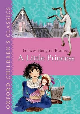 Cover for A Little Princess by Frances Hodgson Burnett