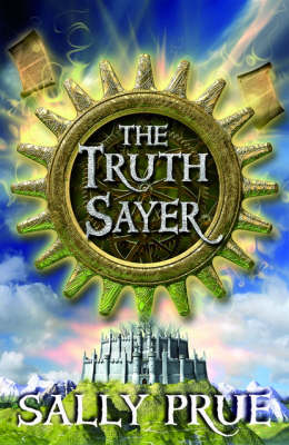 Cover for The Truth Sayer by Sally Prue