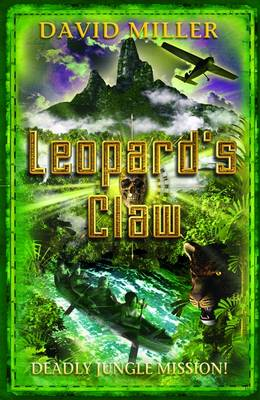 Cover for Leopard's Claw by David Miller
