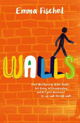 Cover for Walls by Emma Fischel