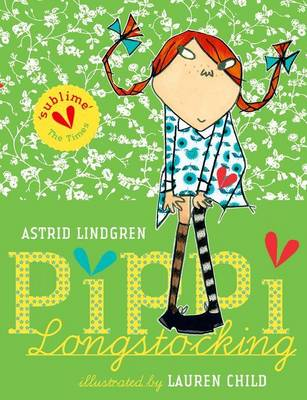 Book Cover for Pippi Longstocking Gift Edition by Astrid Lindgren