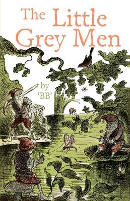 Cover for The Little Grey Men by B.B