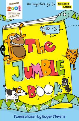Cover for The Jumble Book by Roger Stevens