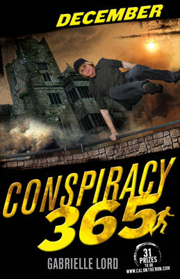 Cover for Conspiracy 365: December by Gabrielle Lord